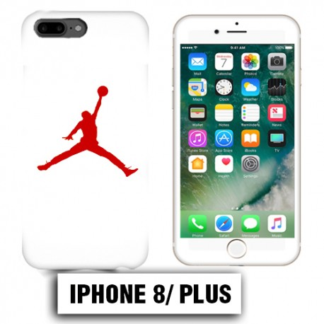 coque iphone 8 plus jordan