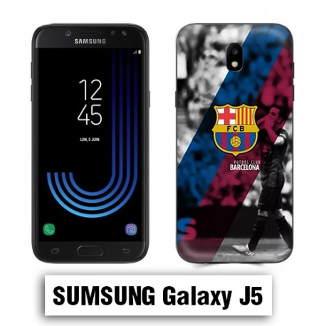 Coque Samsung J5 Barcelone Club Foot Ball