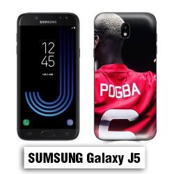 Coque Samsung J5 Foot Pogba