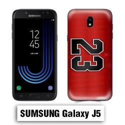 Coque Samsung J5 NBA Air Jordan 23