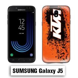 Coque Samsung J5 KTM cross enduro