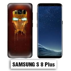 Coque Samsung S8 Plus Iron Man super héro