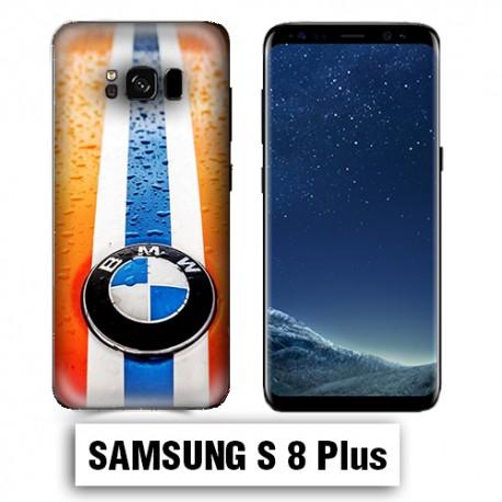 Coque Samsung S8 Plus BMW vintage