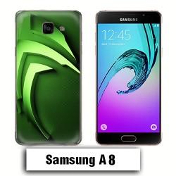 Coque Samsung A8 Energy Monster
