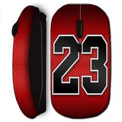 Souris sans fil Air Jordan 23 noire
