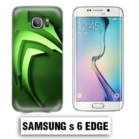 Coque Samsung S6 Edge Energy Monster