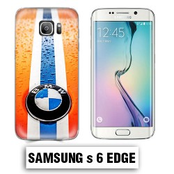 Coque Samsung S6 Edge BMW vintage