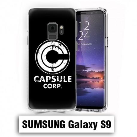 Coque Samsung S9 Capsule Corp Dragonball
