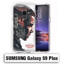 Coque Samsung S9 Plus Stranger Things