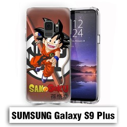 Coque Samsung S9 Plus Sangoku DragonBall