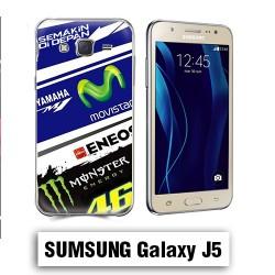 Coque Samsung J5 2016 Monster Energy Yamaha Eneos