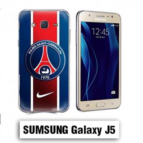 coque psg galaxy j5