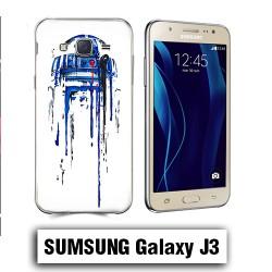 Coque Samsung J3 2016 Star Wars R2 robot