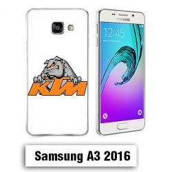 Coque Samsung A3 2016 KTM Bulldog