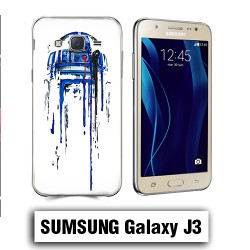 Coque Samsung J3 Star Wars R2 robot
