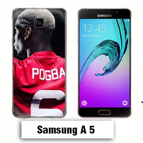 Coque Samsung A5 Pogba