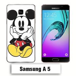 Coque Samsung A5 Mickey Disney Couleur