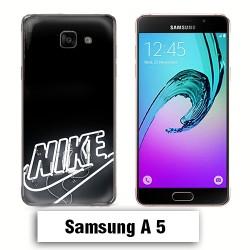 Coque Samsung A5 Logo Nike néon