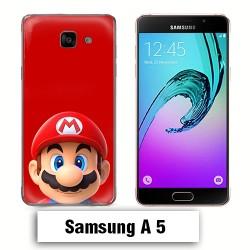 Coque Samsung A5 Mario Bross