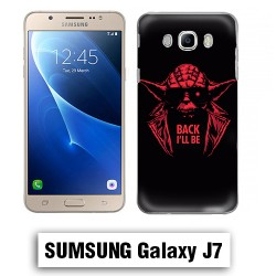 Coque Samsung J3 Star Wars Bck I'll Black