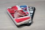 Personalisierte iPhone XR Hülle mit massiven Silikonseiten