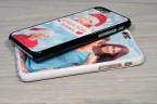 Coque iPhone XR personnalisée avec côtés rigides unis