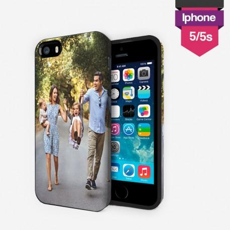 coque rigide iphone 55s personnalisee avec cotes imprimes