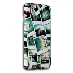 Coque rigide iPhone 6 plus personnalisée avec côtés imprimés