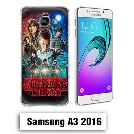 Coque Samsung A3 2016 Stranger Things - Lakokine
