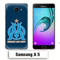 Coque Samsung A5 Logo OM droit Au But