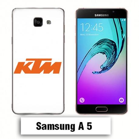 Coque Samsung A5 KTM Orange