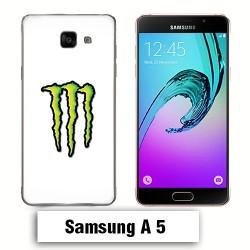Coque Samsung A5 Energy Monster