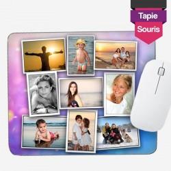 Tapis de souris photo personnalisé en mousse Lakokine