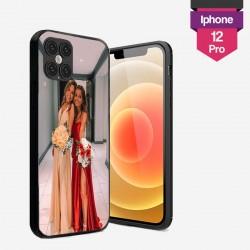 Coque iPhone 12 pro personnalisée avec côtés silicone lakokine